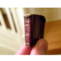 Libro pequeño