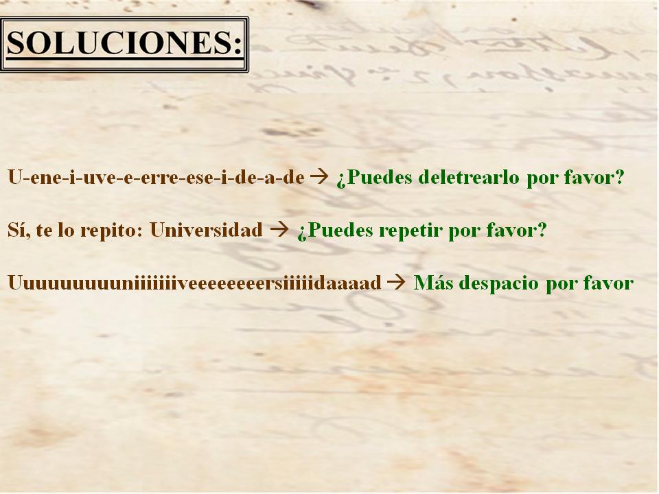 Soluciones puzzles. Madrid08