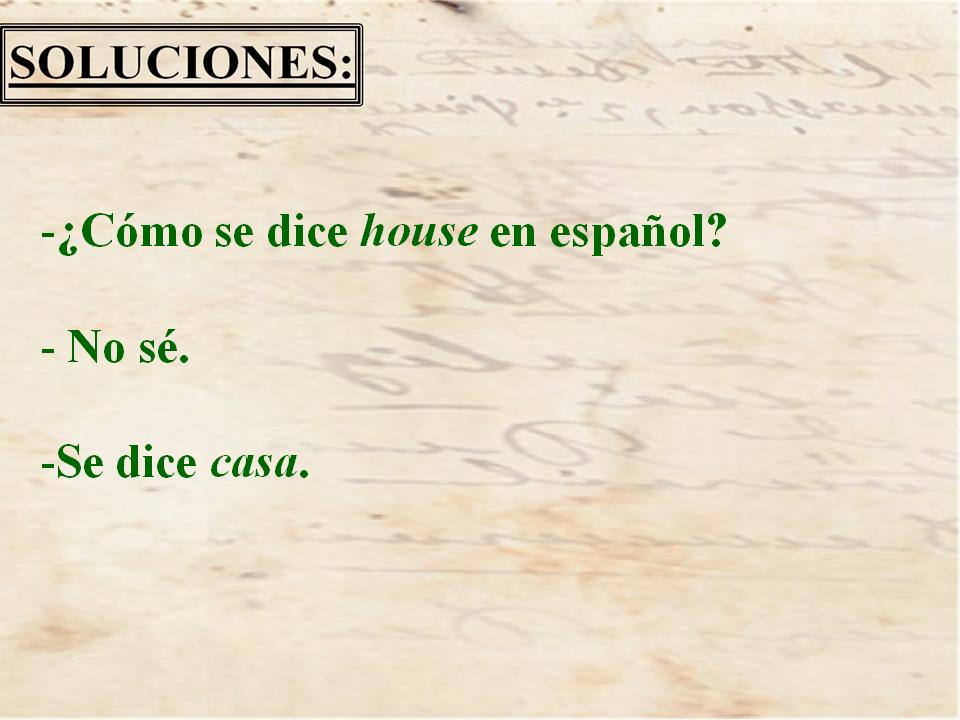 Soluciones puzzles. Madrid09