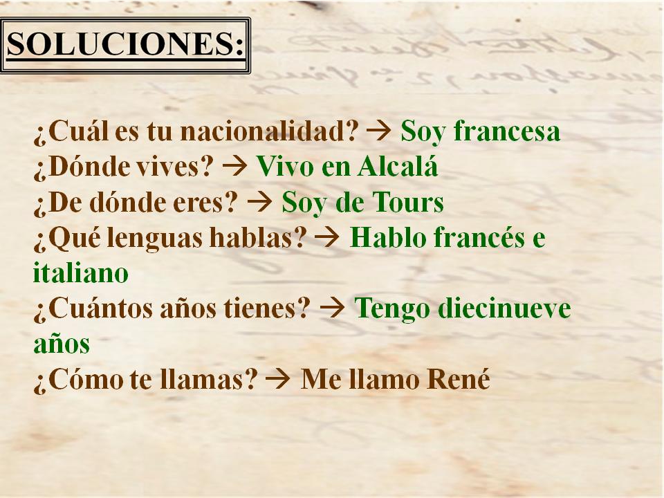 Soluciones puzzles. Madrid15