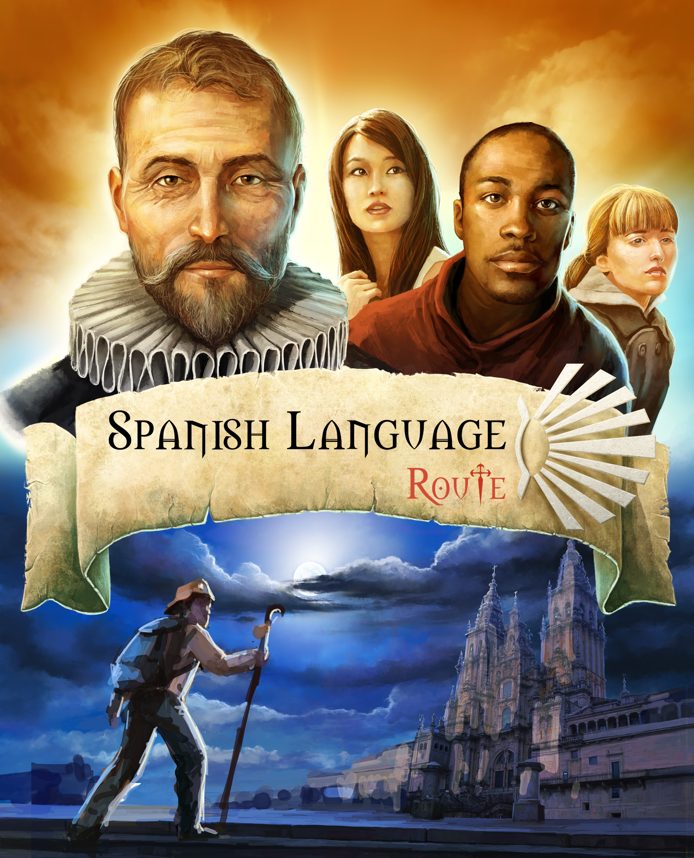 SPANISH ONLINE GLOBAL FREE COURSE